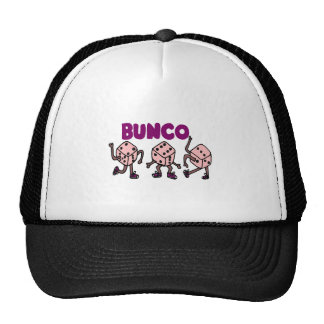 Funny Dancing Bunco Dice Cap