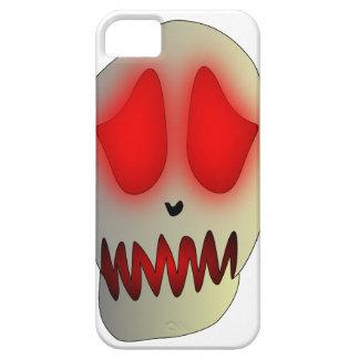 Funny Dead Evil Sad Skull iPhone 5/5S Cases