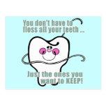 Funny Dental Hygienist