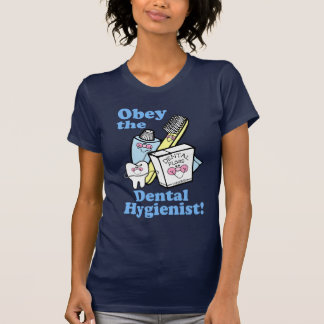 Funny Dental Hygienist T-Shirt
