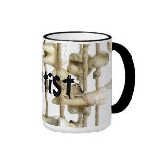 Funny Dental Photography Extracted Teeth Dentist Ringer Mug