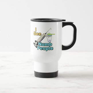 Funny Dental Professional Travel Mug