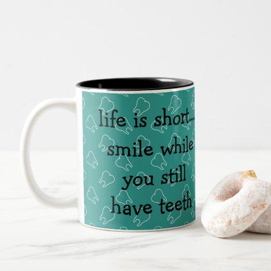 Funny Dentist Coffee Mugs