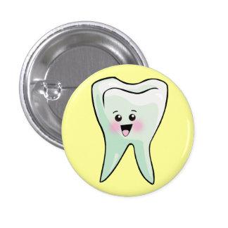 Funny Dentist Dental Hygienist 3 Cm Round Badge