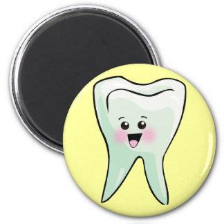Funny Dentist Dental Hygienist 6 Cm Round Magnet