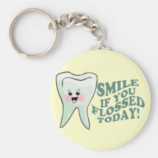 Funny Dentist Dental Hygienist Key Chains