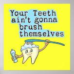 Funny Dentist Office Art