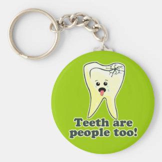 Funny Dentistry Key Ring