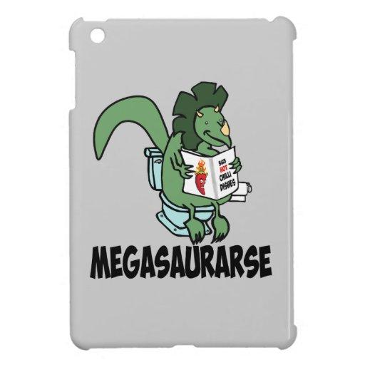 Funny dinosaur cover for iPad mini