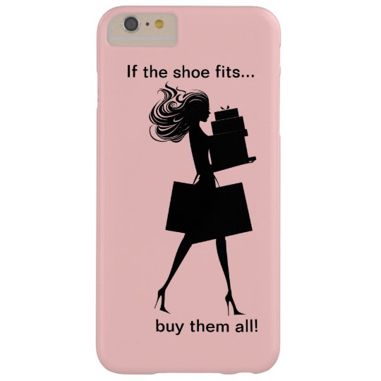 Funny Diva Ladies Barely There iPhone 6 Plus