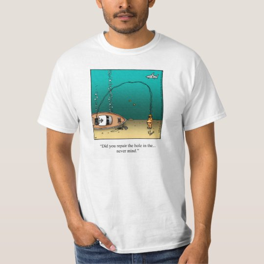 Funny Diving humour Tee Shirt