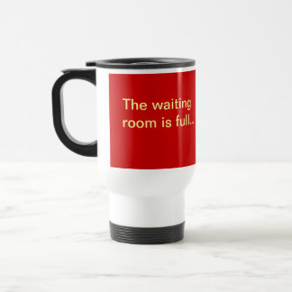 Funny Doctor Mug - Keep Calm Carry On Prescribing