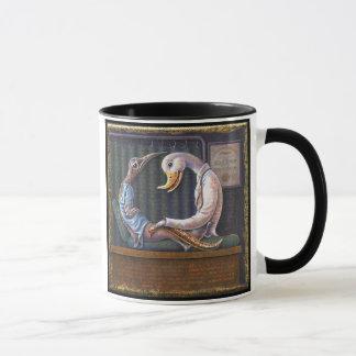 Funny Doctor Mug, Quacksalver Mug