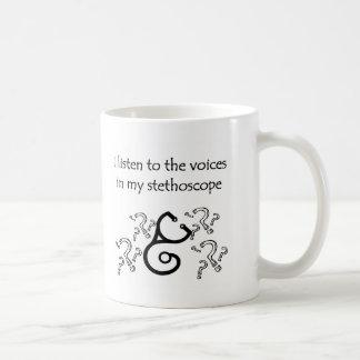 Funny Doctor or Nurse T-shirts and Gifts Coffee Mug