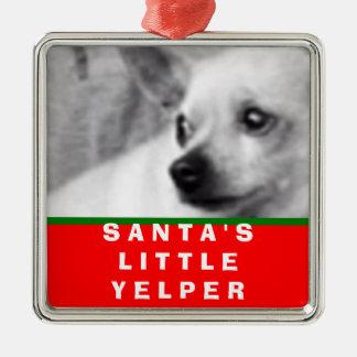funny dog Christmas Christmas Ornament