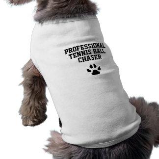 Funny Dog Professional Tennis Ball Chaser Shirt