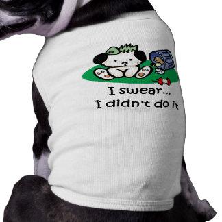Funny Dog t-shirt