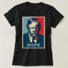 Funny Donald Trump Pop Art NOPE T-Shirt