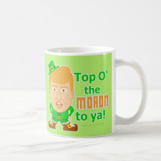 Funny Donald Trump St Patricks Leprechaun 2016 Coffee Mug