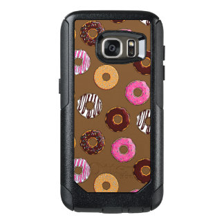 Funny Doughnuts Pattern OtterBox Samsung Galaxy S7 Case