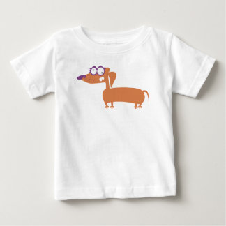Funny Doxie Baby T-Shirt