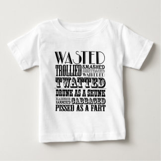 Funny drinking baby T-Shirt