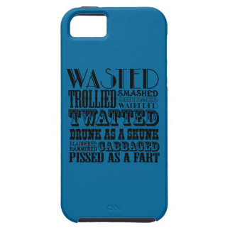 Funny drinking iPhone 5 case