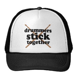 Funny Drummer Cap
