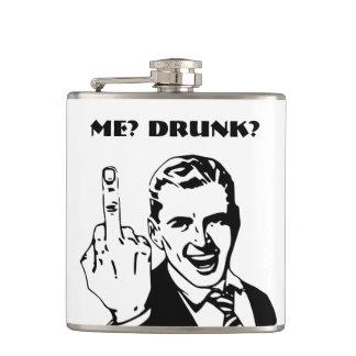 Funny drunk flasks