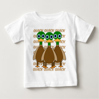 funny ducks baby T-Shirt