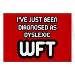 Funny dyslexic