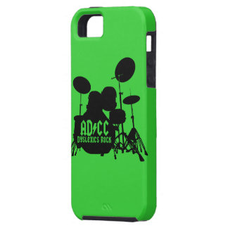 Funny dyslexic jokes iPhone 5 cover