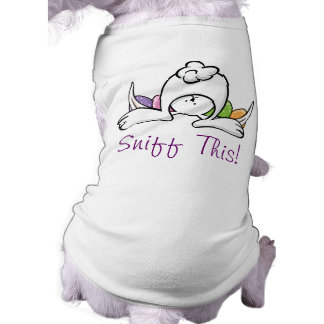 Funny Easter Bunny Dog t-shirt