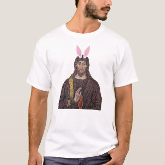 Funny Easter Bunny Jesus T-shirt