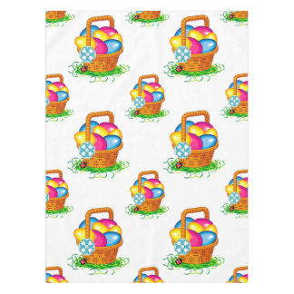 Funny Easter pattern Tablecloth