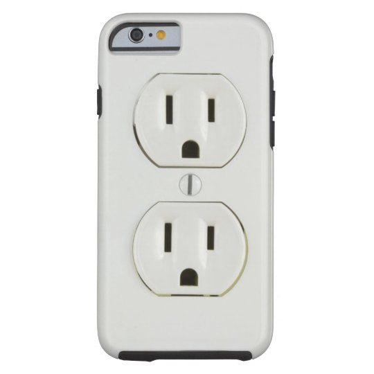 funny cases for iphone 6 electrical outlet tough iphone 6 zazzle co uk 16982