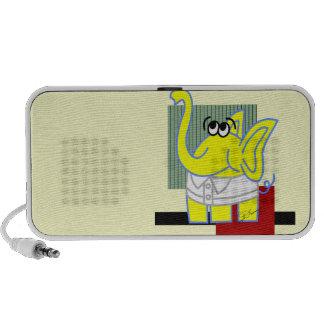 Funny Elephant Speaker System