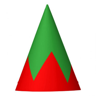 Funny elf party hat
