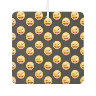 Funny Emoji Car Air Freshener