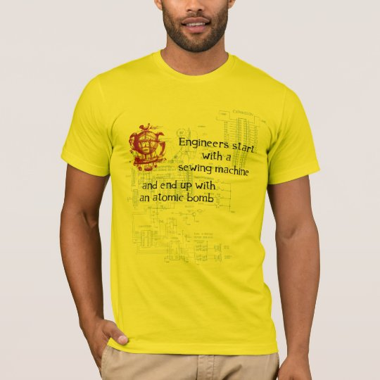 Funny Engineer Quote Shirt