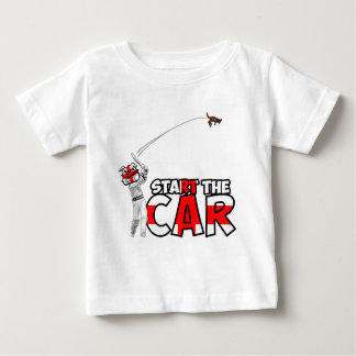 Funny England cricket Baby T-Shirt