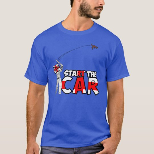 Funny England cricket T-Shirt