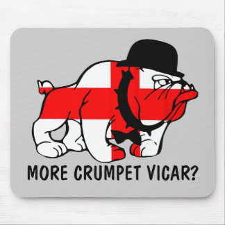 Funny English Mouse Mat