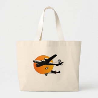 Funny Enola Gay Large Tote Bag