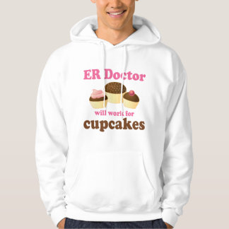 Funny ER doctor Hoodie