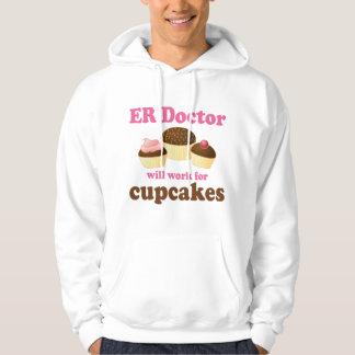 Funny ER doctor Sweatshirts