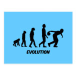 funny evolution bowling