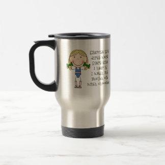 Funny Exercise Gift Coffee Mug