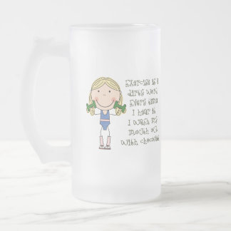 Funny Exercise Gift Mugs