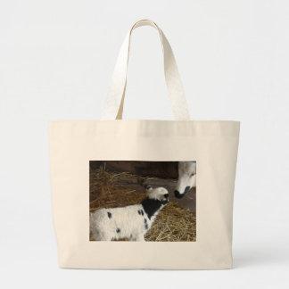 Funny Face s Lamb Canvas Bags